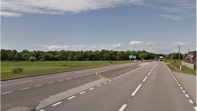 Man killed in crash involving car and van in Aberdeenshire named