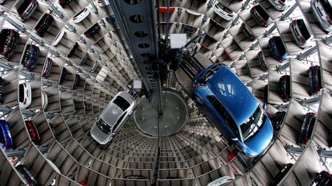 Millions' of Volkswagen cars can be unlocked via hack - BBC News