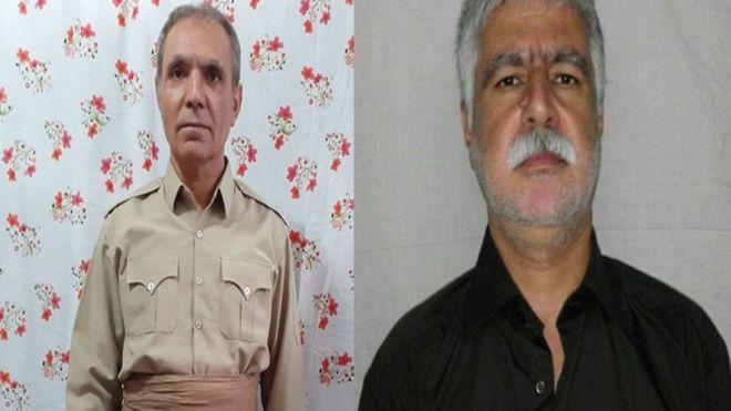 محمد نظری و عثمان مصطفی پور