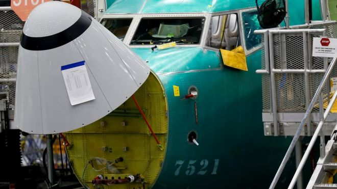 Boeing 737 Max: FAA says no fixed timetable for grounding to