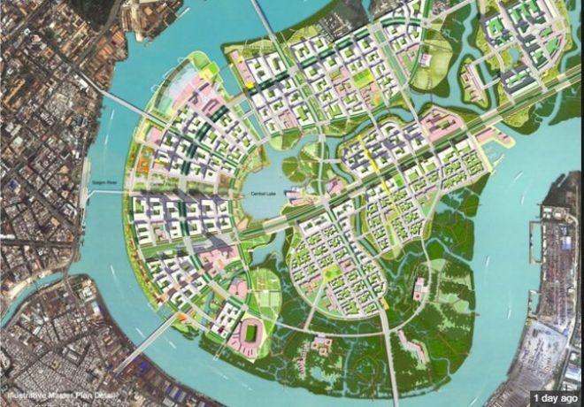 Việt Nam, Thủ Thiêm, Sài Gòn
