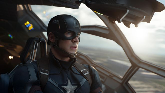 Captain America Actor Chris Evans To Retire From Role Bbc News