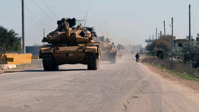 Rusya'dan İdlib açıklaması: Ankara'yla temas kurduk, Türkiye Suriye ordusuna yönelik topçu ateşini durduruldu