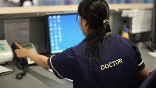 NHS staff shortage: How many doctors and nurses come from