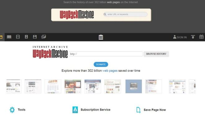 Bollywood blocks the Internet Archive' - BBC News
