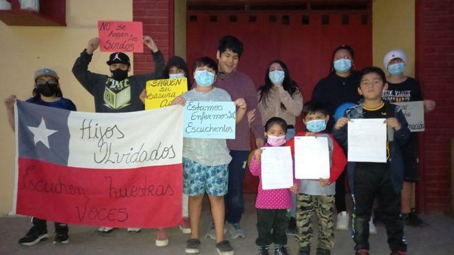 Niños contaminados en Arica