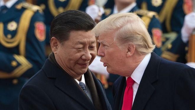 Ông Trump đề nghị gặp 'riêng' Tập Cận Bình để bàn về Hong Kong (Ảnh minh họa)
