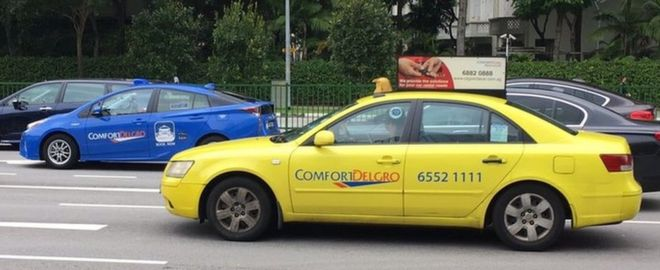 Yellow Taxis Have Lower Accident Rate Than Blue Ones Bbc News