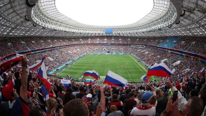 Fan hâm mộ Nga