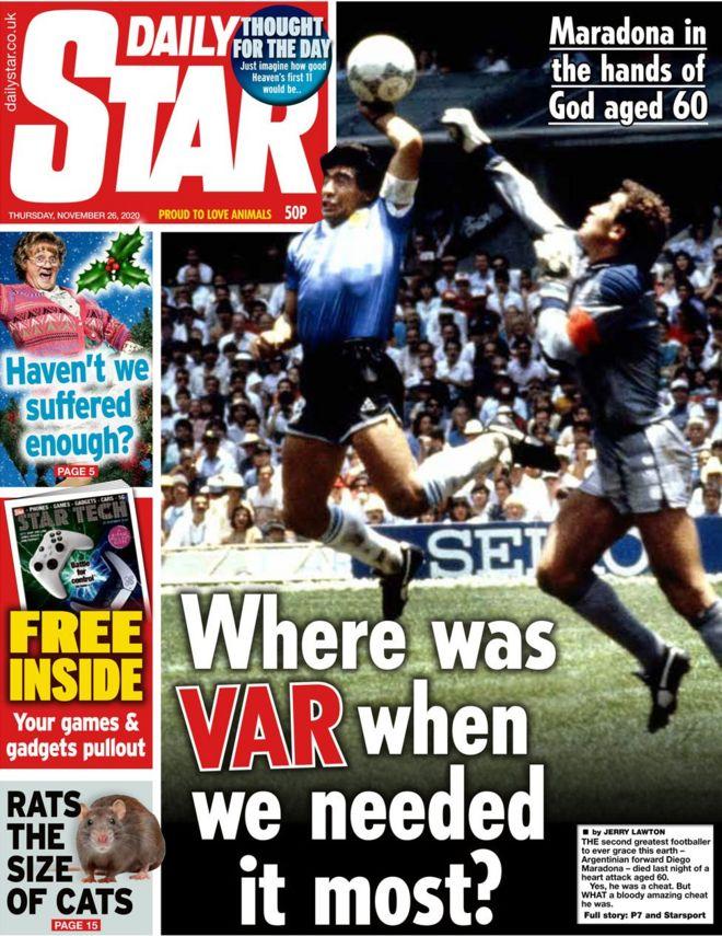 The Daily Star 26 November