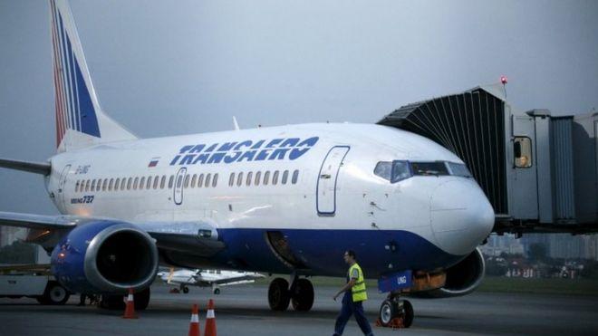 Ukraine crisis kiev bans russian airlines flights bbc news ukraine crisis publicscrutiny Images