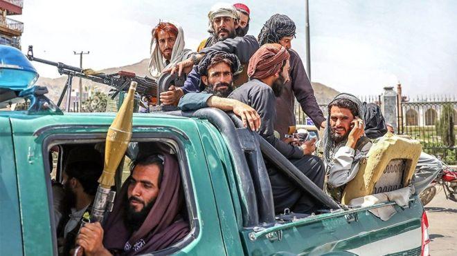مقاتلو طالبان