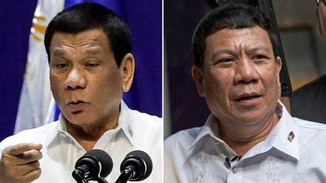 Duterte wawili