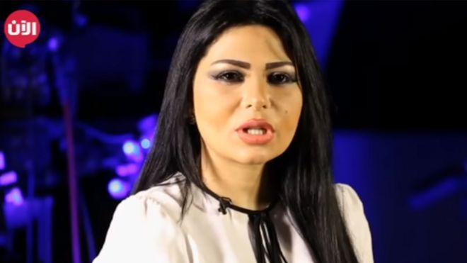 Saudi TV presenter investigated over 'indecent' clothing