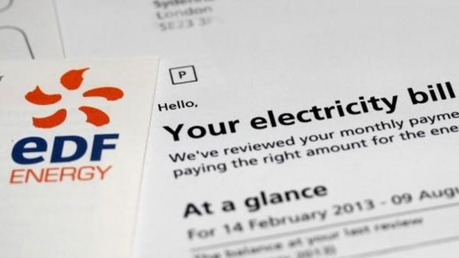 Exceptional EDF Energy Is Raising Its Prices For Dual Fuel Customers By 6% From August,  Which Will Add £70 A Year To The Average Bill.
