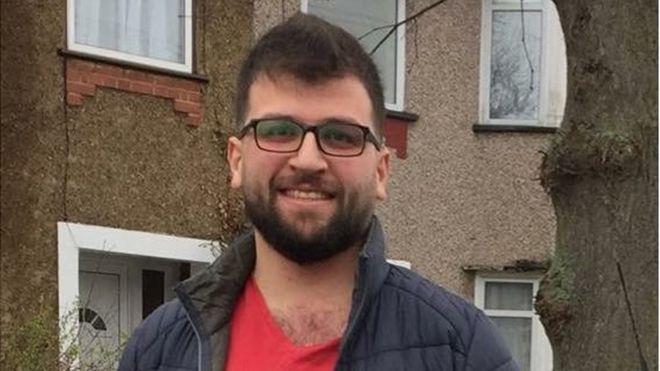 هرب من سوريا ليموت في بريطانيا التي أطلقت منحة دراسية تخلد اسمه