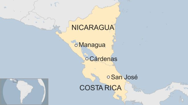 Islamic State group: Nicaragua arrests four suspected ...