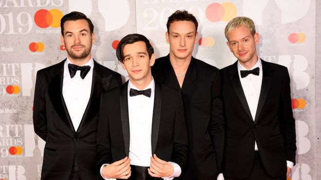 From Mad World News Via Conservative >> The 1975 Accused Of Hypocrisy By Mp Over World Tour Bbc News