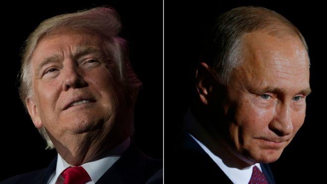 O que se sabe sobre a polêmica relação de Trump com a Rússia
