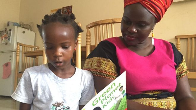 Uganda, where a book can cost a month's salary - BBC News