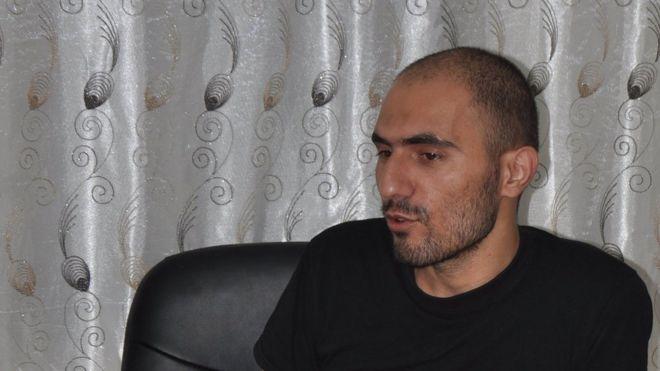 Türkiye'den IŞİD'e katılan İlyas Aydın: İstihbarat servislerinin gayrimeşru çocuklarıyız