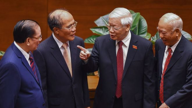 Lãnh đạo Đảng Cộng sản vẫn khẳng định con đường đi theo chủ nghĩa xã hội