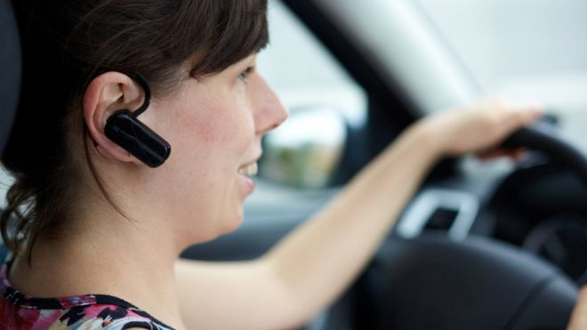 Hands-free phone ban for drivers.....