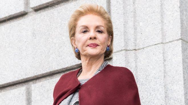 c41afb7c42a Mexican government accuses Carolina Herrera of cultural ...