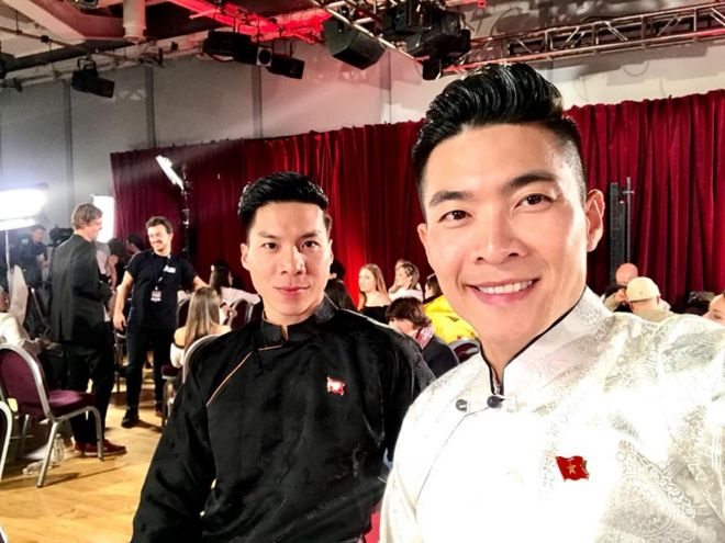 Giang brothers at BGT