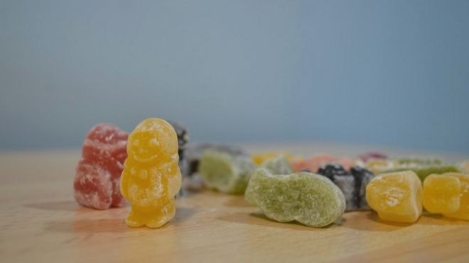 Sweet success: Unravelling the Jelly Baby's dark past - BBC News
