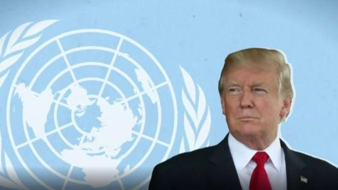 ترامپ از 'سوء مدیریت و بوروکراسی' سازمان ملل انتقاد کرد