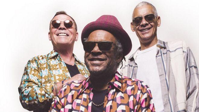 UB40's Ali Campbell: 'We're still cool' - BBC News