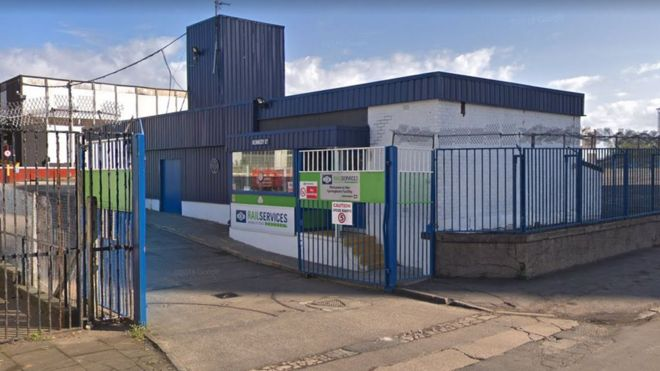 Gemini Rail depot in Glasgow to close with loss of 120 jobs