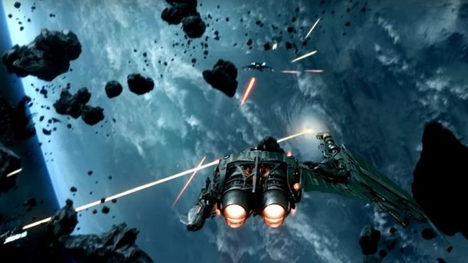Star Citizen game makers being sued - BBC News