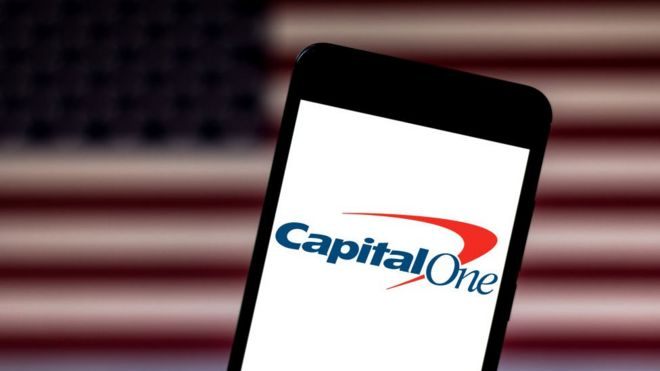 Capital One data breach: Arrest after details of 106m people