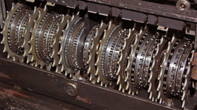Lorenz code wheels
