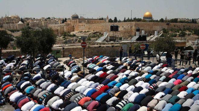 Israel Perketat Akses Ke Masjid Al Aqsa Warga Palestina