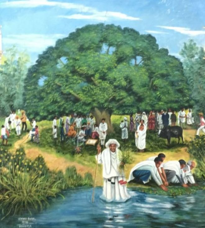 Aadaa: Odaan Oromoo biratti hiika maalii qaba? - BBC News