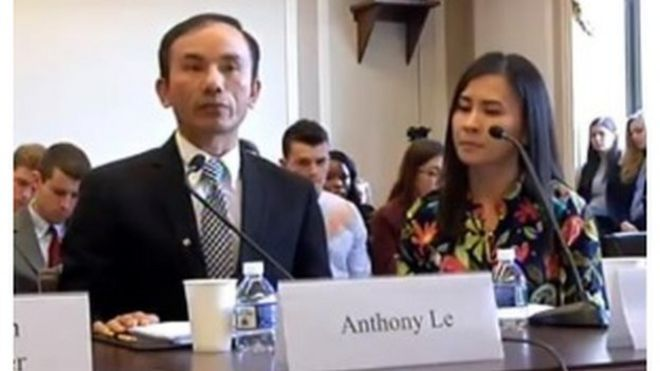 Việt Nam, Mỹ, nhân quyền