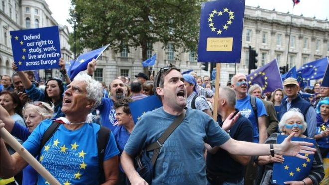 Image result for photos of leave EU RALLIES IN UK