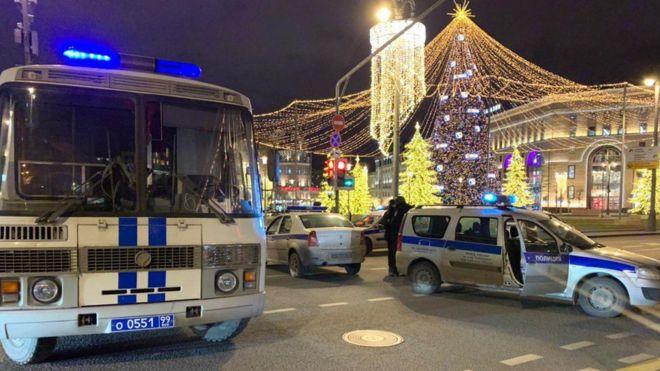 У здания ФСБ в центре Москвы произошла стрельба, есть погибший. Что известно