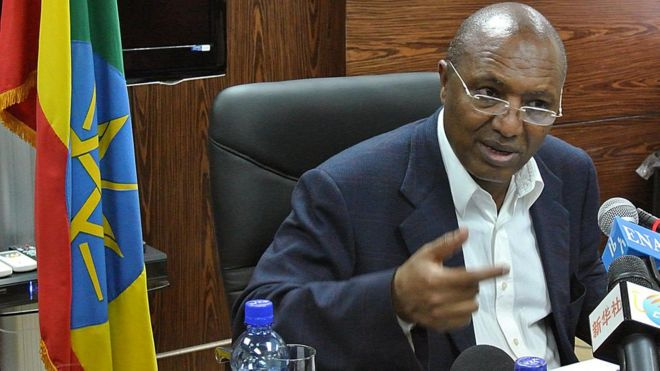 Obbo Barakat Simon ibsa miidiyaaleef kennaa wayita jiran