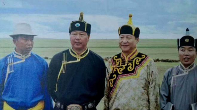 习近平的中国梦:主旋律和与少数民族文化