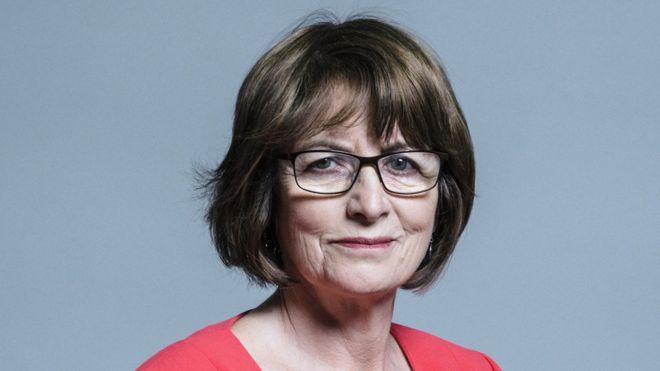 MP Dame Louise Ellman