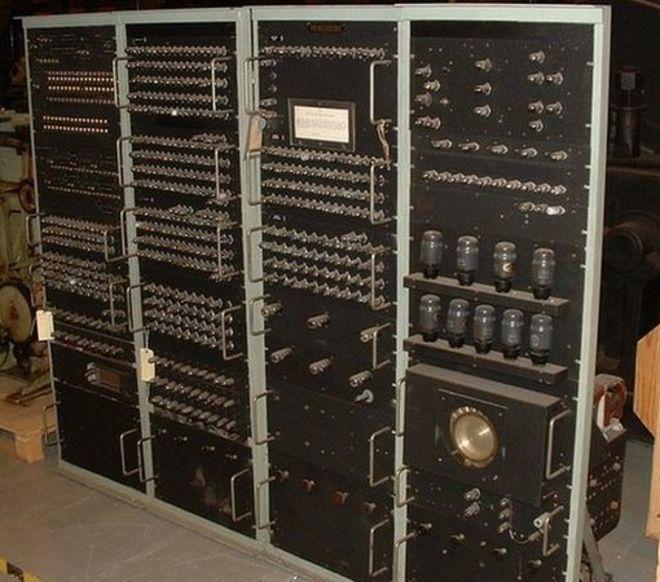 HEC 1 computer