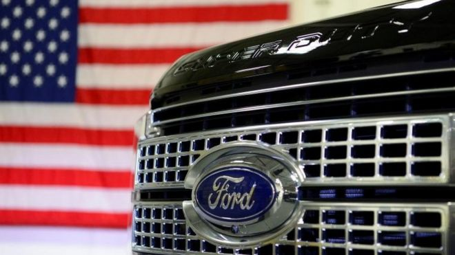 Image result for Ford 'set to shed 10% of workforce'