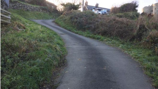 世界一「急な通り」に認定 英ウェールズの住民、NZの名所から記録奪う - BBCニュース