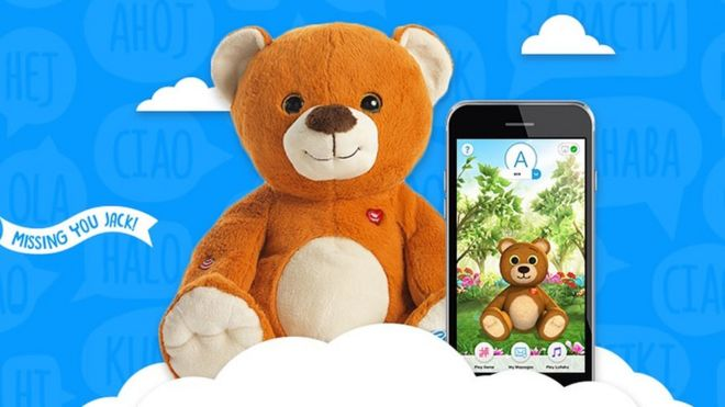 Amazon and eBay pull CloudPets smart toys from sale - BBC News