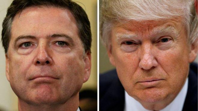 Rais Trump anasema kuwa hachunguzwi