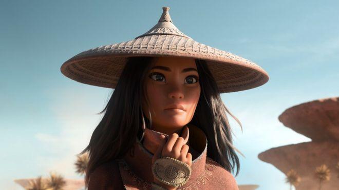 디즈니가 낳은 '라야'는 '동남아시아인'이라는 정체성을 구현할 수 있을까?